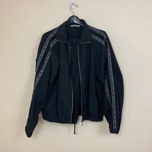 Vintage Black Versace Sport Men's Track Suit